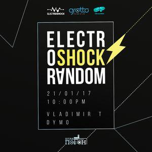 Random Electroshock @Štab pogon 21/01/2017