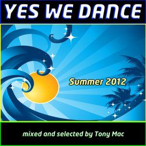 YES WE DANCE Summer 2012 CD1