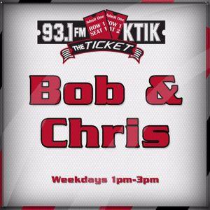 The Bob and Chris Show 12/9/16