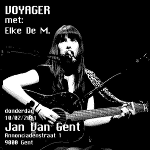VOYAGER 2 - Elke De Mey
