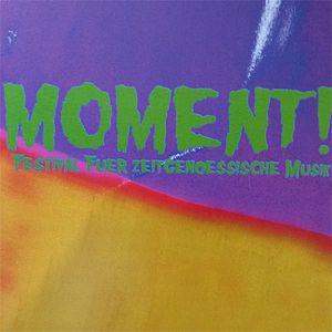 "Resonanz #18: ""MOMENT!"" (Martin Speicher)"