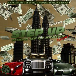 Step Up Mixtape Vol.1(Jan 2010)