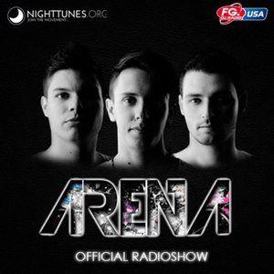 ARENA OFFICIAL RADIOSHOW #056 (Incl. Lush & Simon GuestMix) [FG RADIO USA]