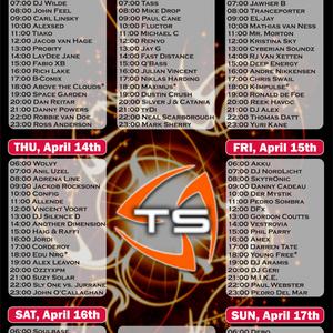 Peterhol9 - 3rd Year Anniversary of Trancesonic.FM Guest Mix [17 Apr 2011]