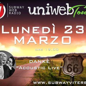 Danke live @Subway Webradio