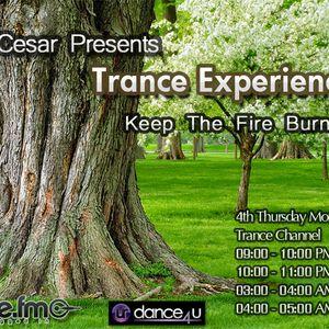 DJ Cesar Presents Trance Experiences - Episode 029