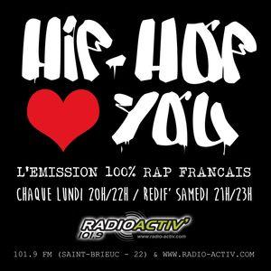 Hip Hop Loves You - Saison #8 (18/09/2017)