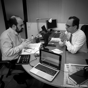 "Ricardo Costa: ""O jornalismo está condenado?"""
