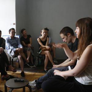 Karolien Chromiak & Dennis Ramaekers Artist Talk 31.07.2014