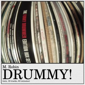 DRUMMY! (mix, 16 tracks, 63 minutes)