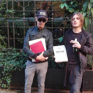 Classical Hooligans w/ Shari DeLorian & Giorgio Sancristoforo - Studio Di Fonologia Rai 28-09-18