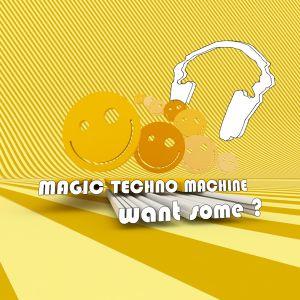 Magic Techno machine set