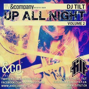 UP ALL NIGHT 2 MIXTAPE