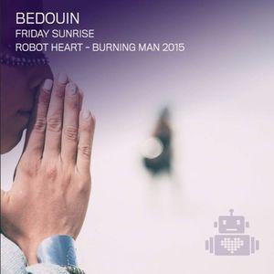 Bedouin – Robot Heart - Burning Man 2015