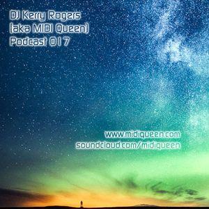 DJ Kerry Rogers Podcast 017