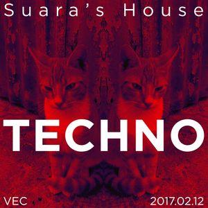 VEC @ Suara's House 2017.02.12 #Techno