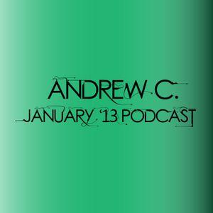 ANDREW C. \\ PODCAST 1-2013