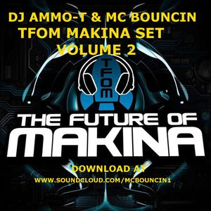 DJ AMMO-T MC BOUNCIN TFOM VS MONTA MUSICA MAKINA SESSION 3-3-2018
