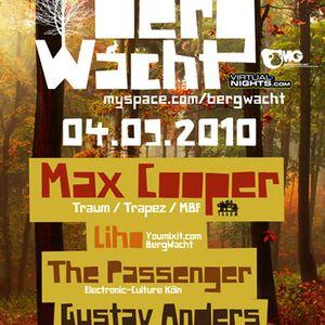 The Passenger @ BergWacht ARTheater Cologne 04.09.2010