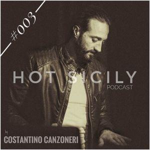 Costantino Canzoneri - Hot Sicily Podcast #003