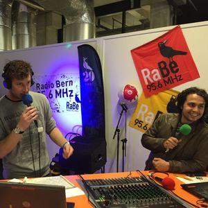Leduc beim Maa vor Kasse 6 - Wahnsinnsradio live von der BEA