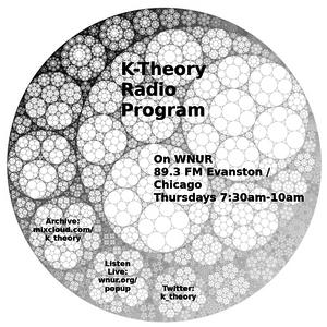 K-Theory Radio Program from 11 August, 2016