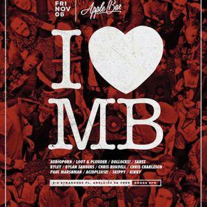 Marble Bar Mixtape - 06/11/10