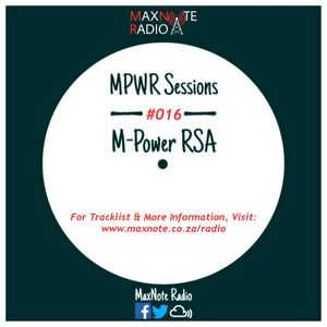 MPWR Sessions #016: M-Power RSA