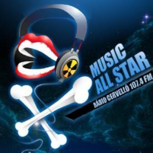 Music All Star 4.0 (Radio Cervelló) Episode 149 - Guest Dj: Jim Kashel [05-05-2012]