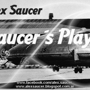 Alex Saucer - Saucers plays I / 2012