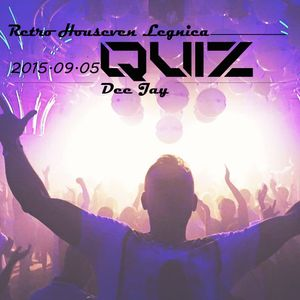 DJ QUIZ _RETRO _HOUSEVEN LEGNICA _2015.09.05
