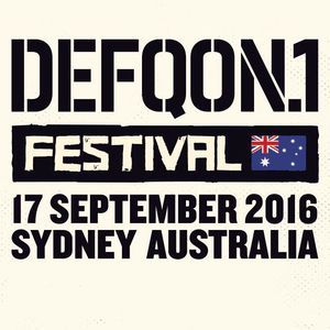 The Aussie Elite @ Defqon.1 Australia 2016 - Red Stage