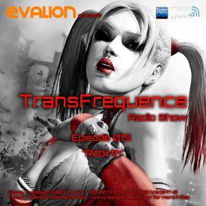 Evalion Presents TransFrequence Episode 015 (Tempo Radio)