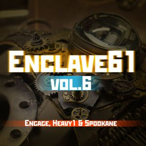 Podcast 006 (Feat. Engage, Heavy1, & Spookane)
