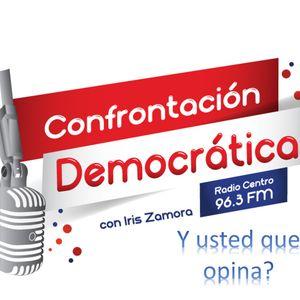 Confrontacion democratica / Jueves 26 de noviembre 2015 a traves de 96.3fm