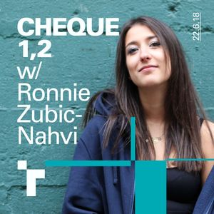 Cheque One, Two with Ronnie Zubic Nahvi-22 June 2018