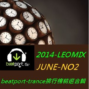 2014-LEOMIX JUNE-NO2 Beatport精選trance排行榜合輯