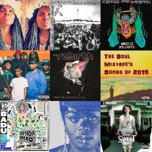The Soul Mixtape's Songs of 2015
