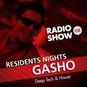 Gasho live on We Must Radio 08  - part 1