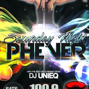 #SaturdayNightPhever June18 Mix 4