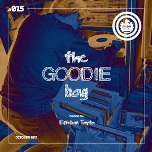 The Goodie Bag #025 (October 2017) - hosted by Esteban Tayta