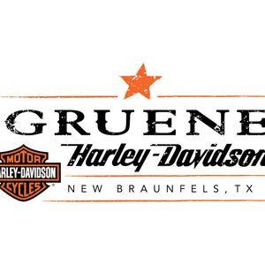 Trevor Bird with Gruene Harley-Davidson 12/19/15