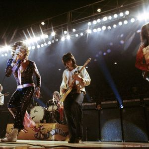 Marquee Club - The Rolling Stones Live 1972