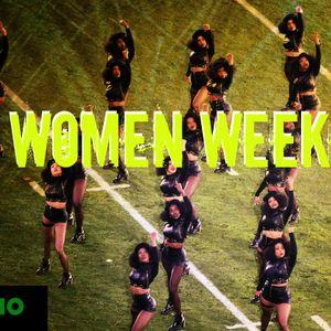 Guest DJ Wave.empress @TheUniversalEar on @zanjradio (All Women Weekend)