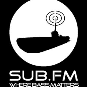 Incyde on Sub.FM (Feb 5th 2014)