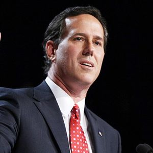 Erik Kusilias interview with Rick Santorum