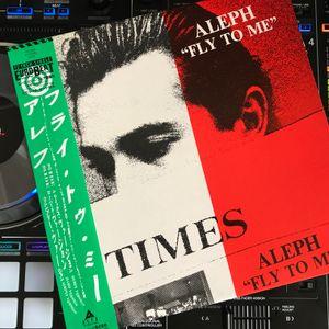 1985-86 EUROBEAT DISCO MIX ★ TOKYO JAPAN