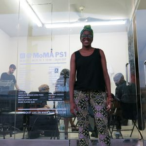 Nontsikelelo Mutiti & Impi Maphango (NTS @ MoMA PS1) - 22nd June 2015