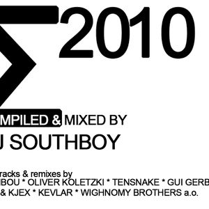 Ʃ2010 mixed by SouTHboy
