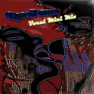 Chilled vocal drum & bass mix
